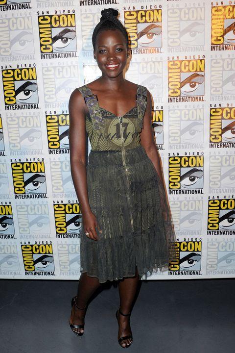 Comic-Con, Lupita Nyong'o