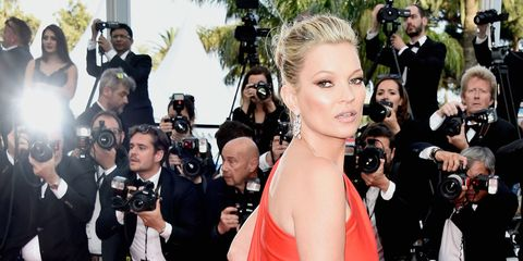 Kate Moss most beautiful women in the world