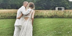 Hanne Gaby wedding pictures