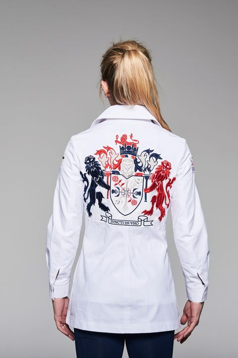 Adidas and Stella McCartney reveal the Team GB opening ceremony kit