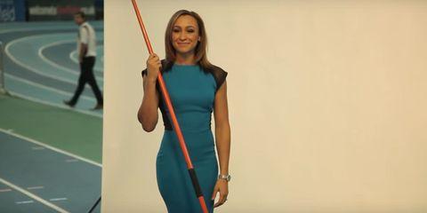 Jessica Ennis-Hill video interview