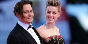 Johnny Depp and Amber Heard divorce settlement