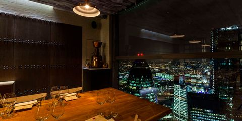 Late Night Dining In London