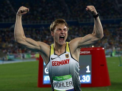 Olympics gold medals