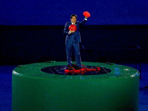 Olympics, closing ceremony