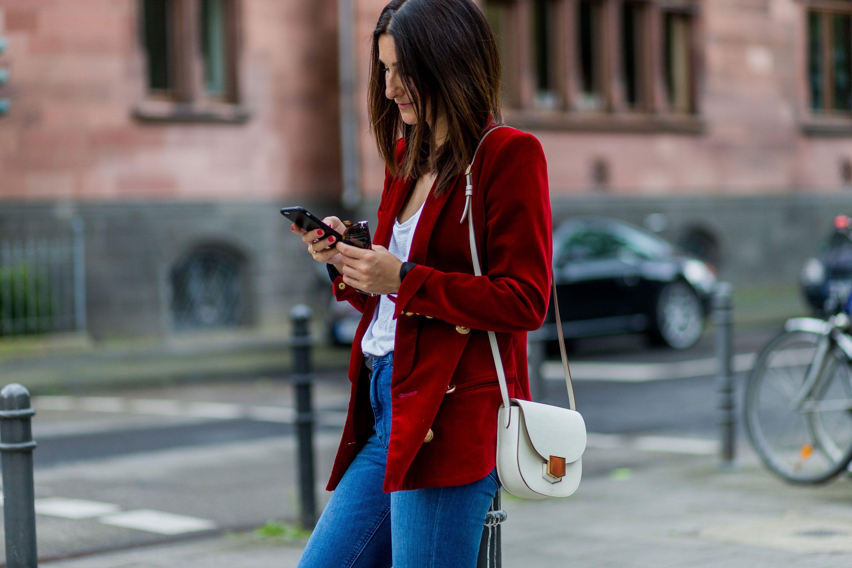 How To Wear Velvet