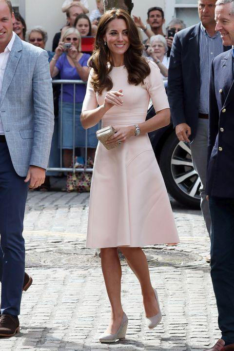 Duchess of Cambridge visits Truro