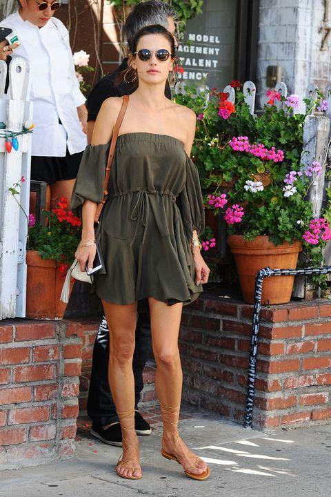 Alessandra Ambrosio - best dressed