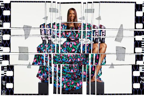 6f608741 Kenzo x H&M will celebrate diversity with a campaign shot by Jean ...