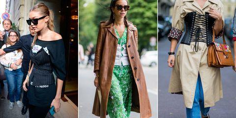 Three's a trend: Corsets