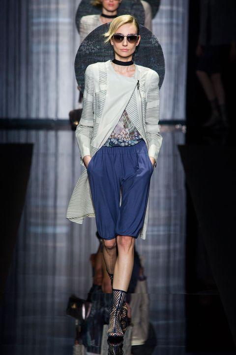 Giorgio Armani spring/summer 2017, Milan Fashion Week