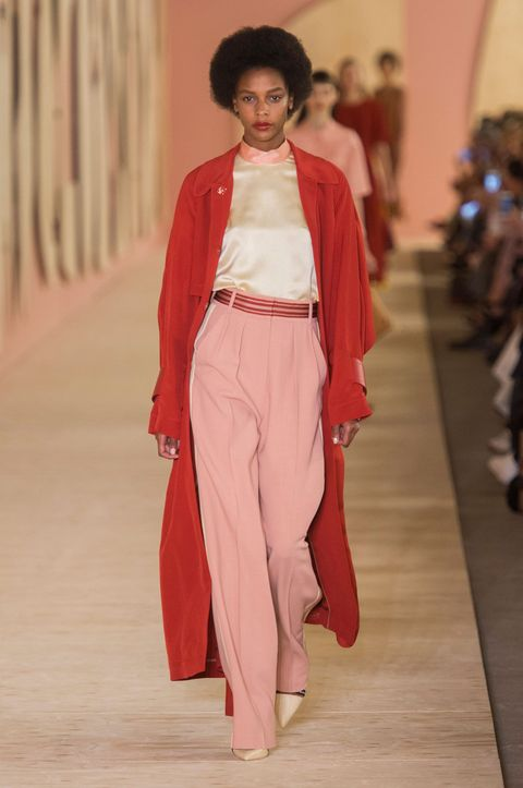Roksanda spring/summer 2017, London Fashion Week
