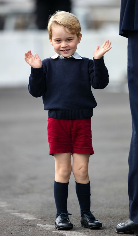 Royal tour of Canada -- Duke and Duchess of Cambridge with Prince George and Princess Charlotte