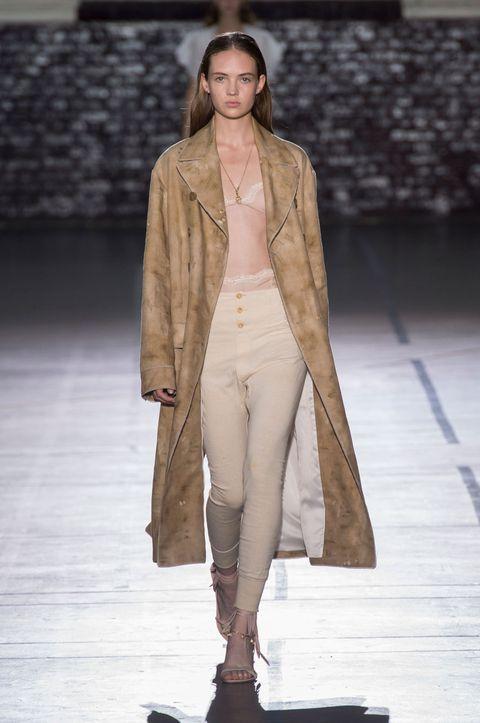 John Galliano spring/summer 2017, Paris Fashion Week