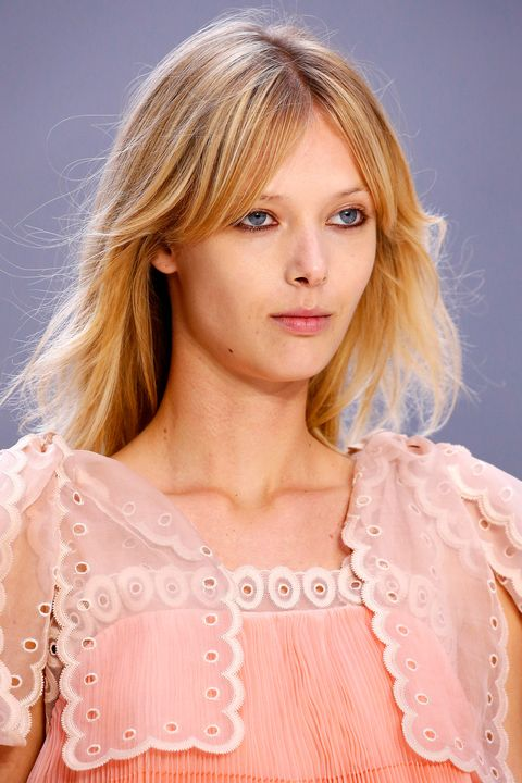 Chloe hair trends ss17