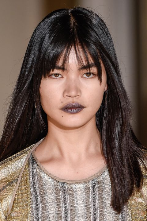 Acne hair trends ss17