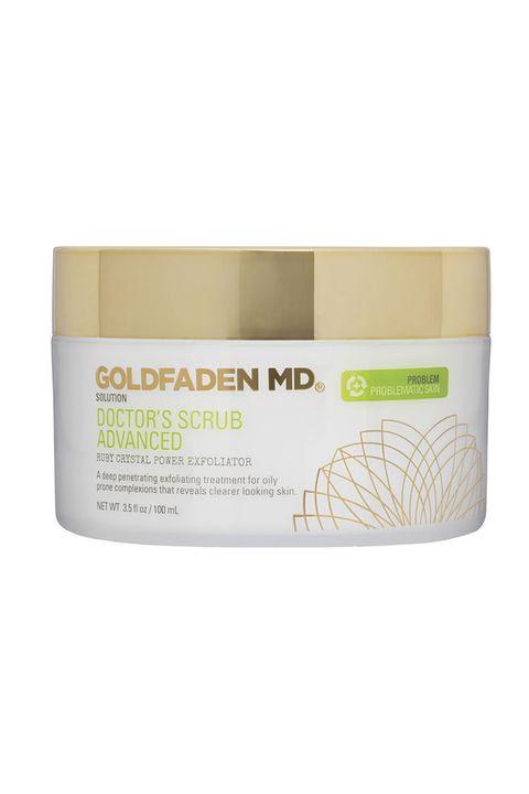 Goldfaden scrub