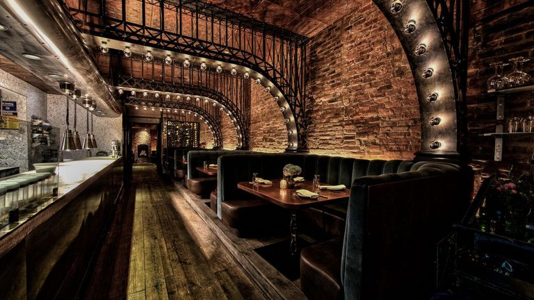 Restaurant and bar design awards the most beautiful