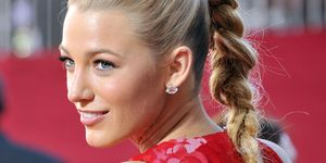 Blake Lively attends best friend's wedding