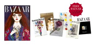 Bazaar Art covers