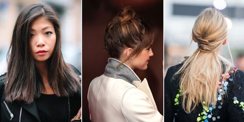 New season hairstyle inspiration - haircuts and colours