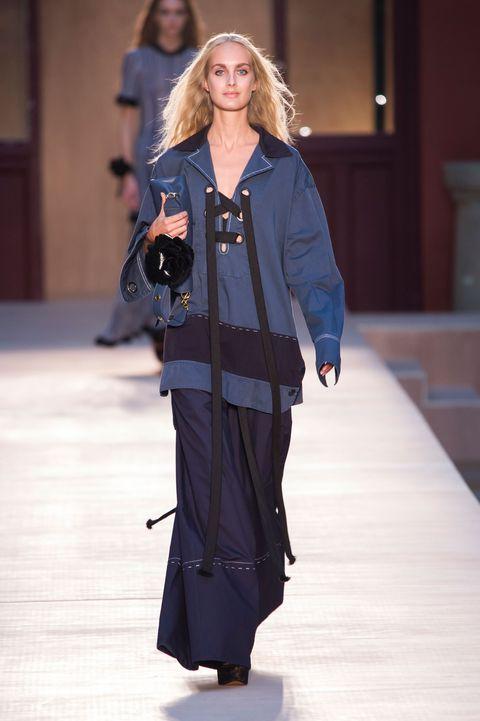 Sonia Rykiel spring/summer 2017, Paris Fashion Week