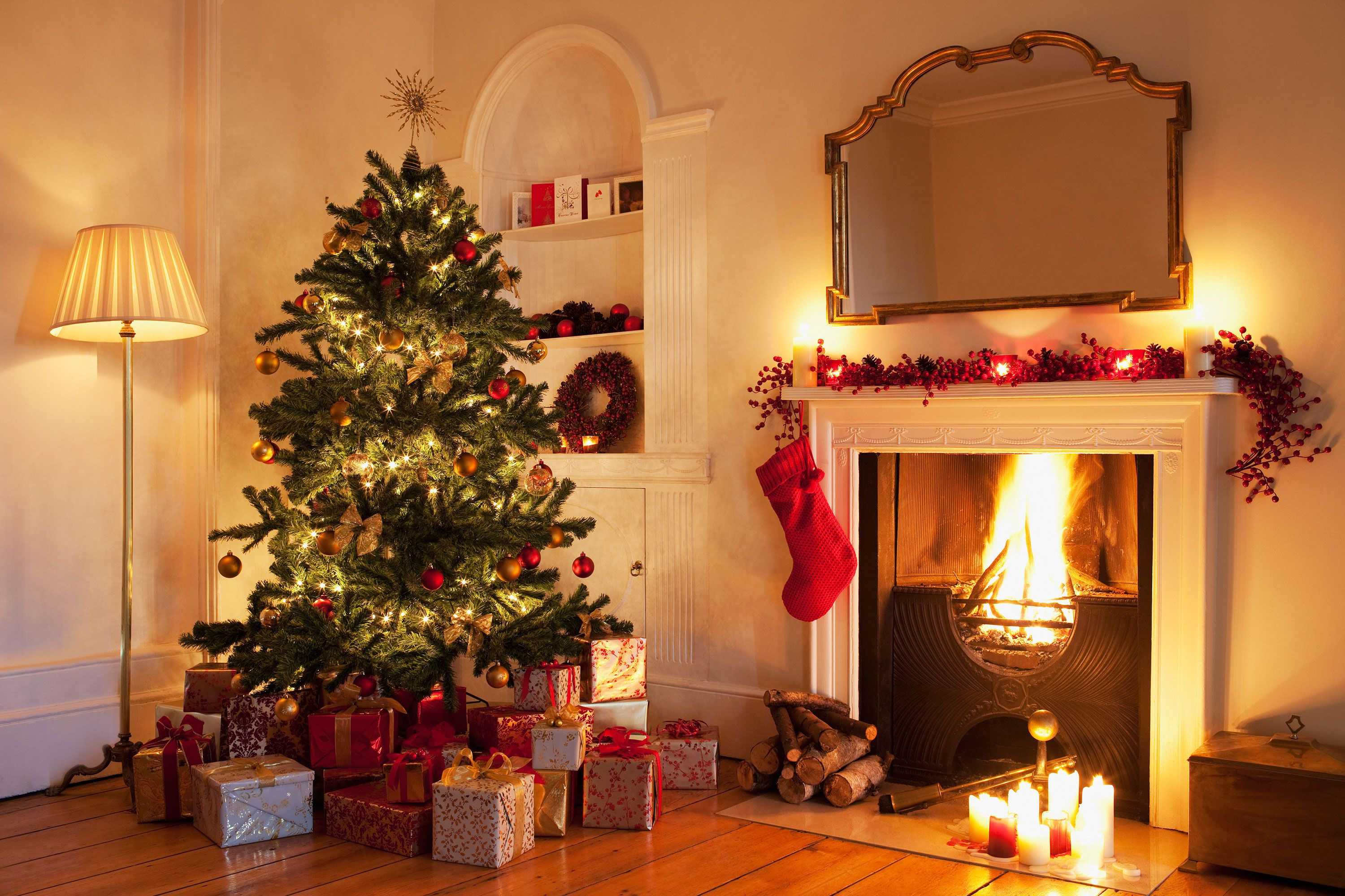 Would you pay for a Christmas tree-decorating service?