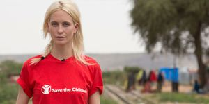 Poppy Delevingne Save The Children