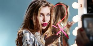 Stella Maxwell for Max Factor