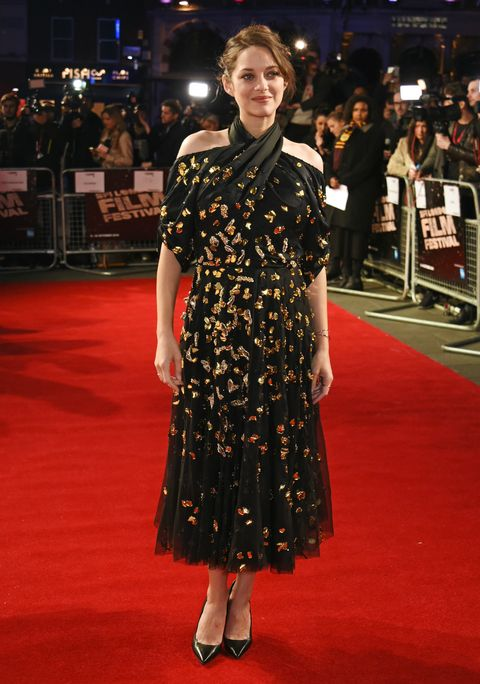 London Film Festival - It's Only the End of the World premiere with Marion Cotillard and Lea Seydoux