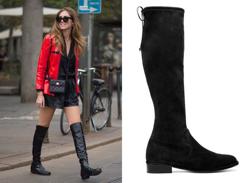 b3b5cad4ac8 How to wear knee-high boots