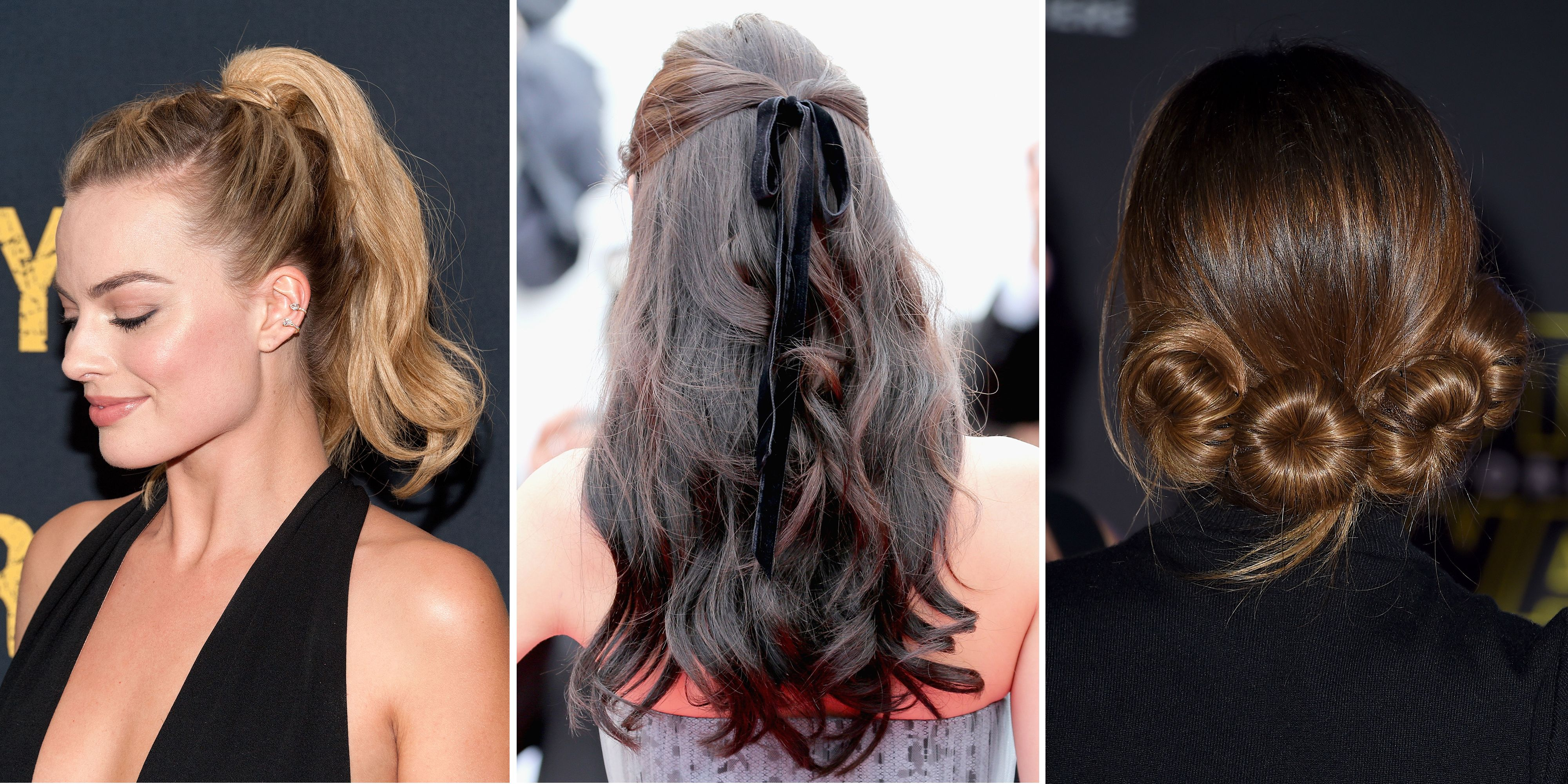 15 Christmas Party Hair Ideas