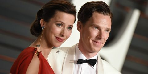 Benedict Cumberbatch and Sophie Hunter expecting second child