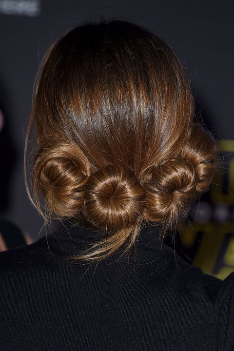 Christmas party hair inspiration