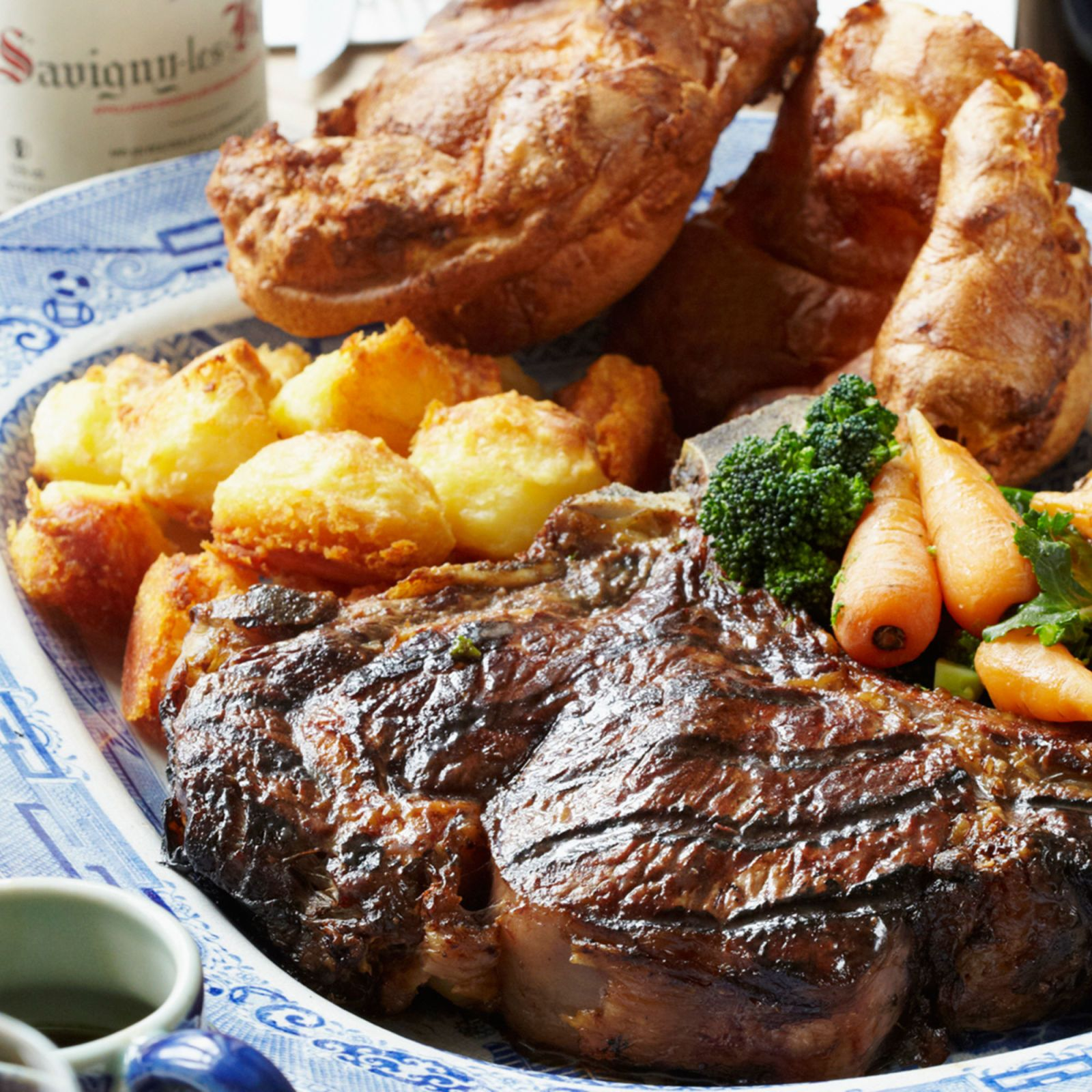 14 of the best Sunday roasts in London for when it's cold outside and gravy is the answer