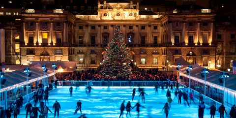 somerset house ice rink 2016