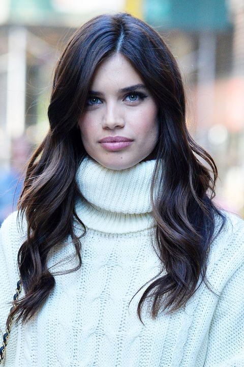 Sara Sampaio Beauty Muse