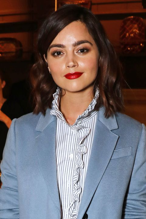 Jenna Coleman Beauty Muse