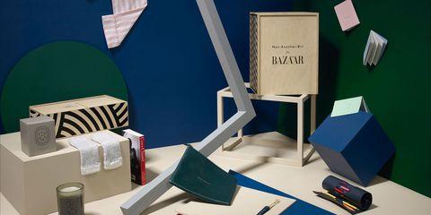 Not-Another-Bill Harper's Bazaar Christmas hamper