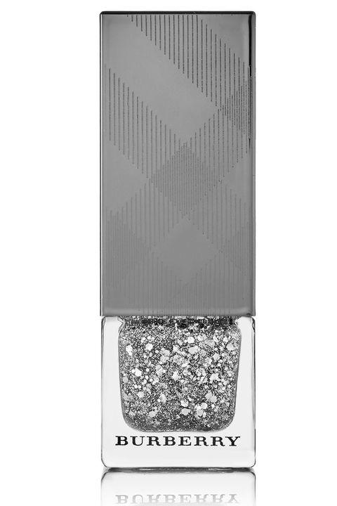 Burberry-Silver-Glitter-Christmas-Nail-Polish
