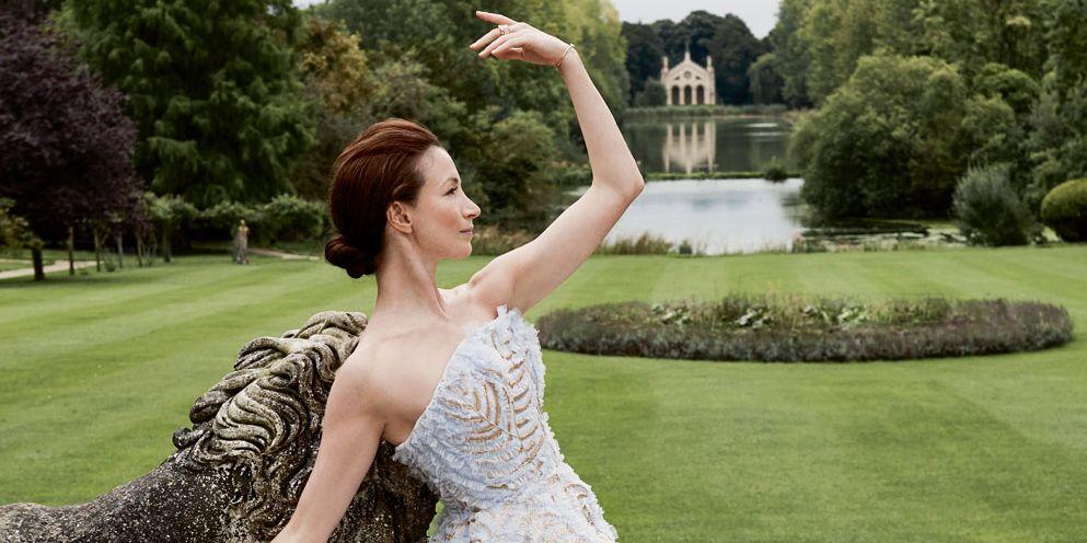 Walk in my shoes: Lauren Cuthbertson on life as a royal ballet dancer - harpersbazaar.com