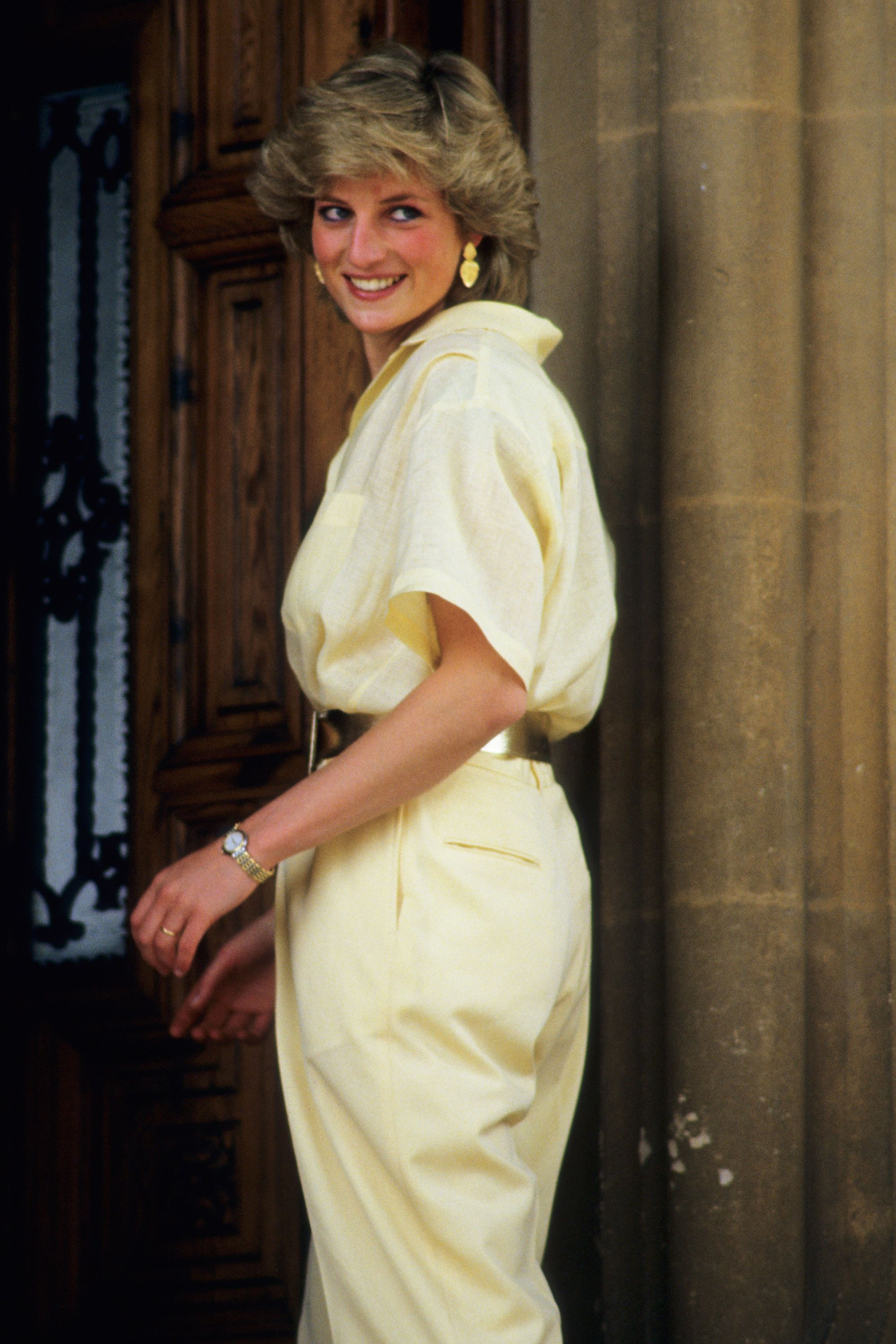 Princess Diana Fashion Exhibition Diana My Fashion Story At Kensington Palace
