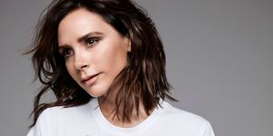 Victoria Beckham World Aids Day T-shirt