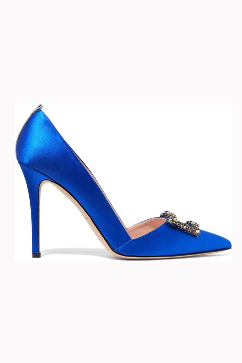 Footwear, Blue, High heels, Electric blue, Basic pump, Fashion, Azure, Tan, Aqua, Sandal,