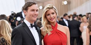 Jared Kushner and Ivana Trump