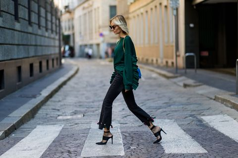 Clothing, Infrastructure, Road, Photograph, Street, Outerwear, Style, Street fashion, Road surface, Fashion accessory,