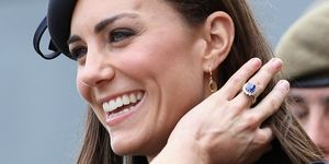 Duchess of Cambridge engagement ring