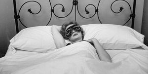 Sleeping tip
