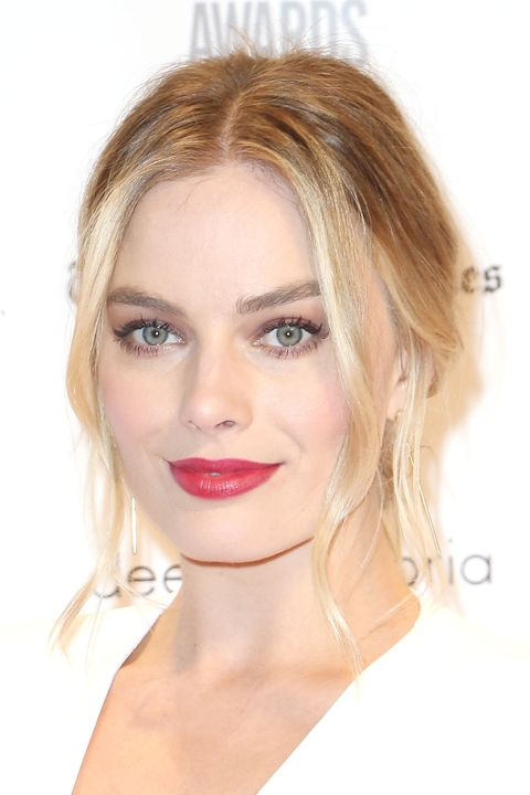 Margot Robbie Beauty Muse