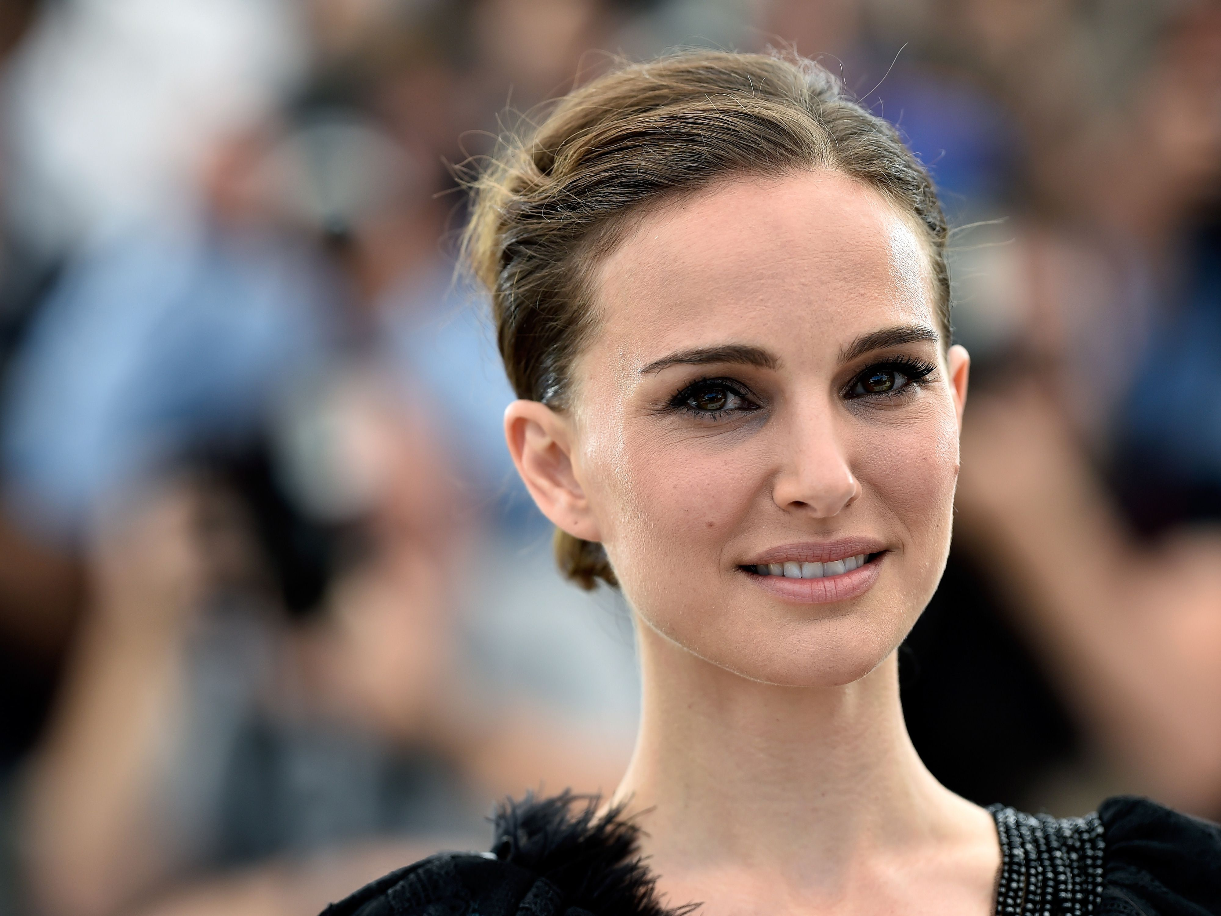 Exactly what Natalie Portman credits her strong body to